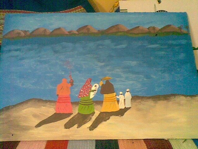 Nubi-Baby-ritual-painting